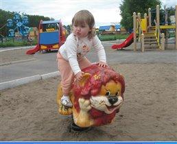 Укротительница львов!!!