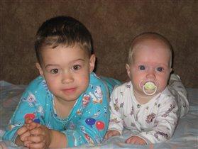 Мои детки - Артем и Мария