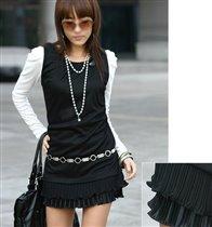 Туничка Корея ivien black, цена 1000 руб.