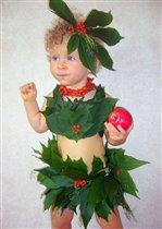 Ева - первая модница!
