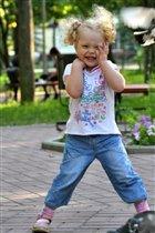 Ух как здорово голубей гонять во время прогулки)))))