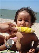 горячая кукуруза! кукуруза горячая!