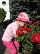 Аромат роз прекрасен!