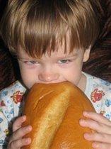 хлеб во все времена был лучшей едой
