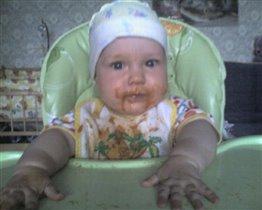 поел тыквы