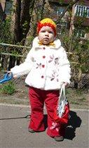 Маленькая модница!