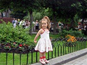 В зоопарке. Июнь 2008г.