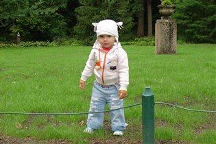 Рваные джинсы, цепи, ремень - так начинался тот летний наш день!!!
