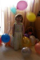 Сладкая моя дочурка!