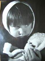 Кукла заболела