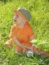 Наш солнечный мальчик