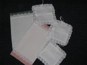 Заготовки для подушечек