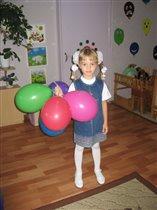 День знаний в детском саду! В школу через 2 года!