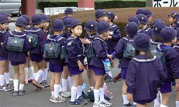 Вот такое японское детство...