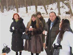 'попа в тепле' или начало корпоратива,2008))