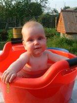 купание на даче