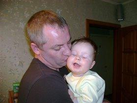 любимая дочурка!