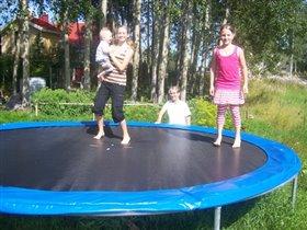 С сестричками ничего не страшно!)))