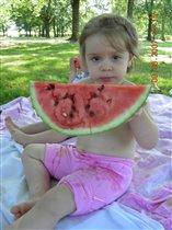 Не хотите сахарного арбузика? :)