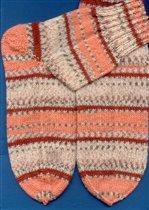 Сезон вязания носков открыт.