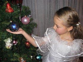 Моя новогодняя елка