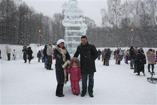новогодние каникулы 2009г