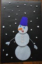 Наш Снеговичок