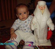 Мы с Дедушкой Морозом друзья!!!