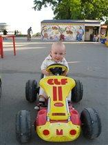 прирождённый гонщик