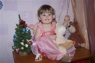 наша принцесса =)