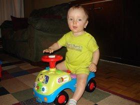 Sebastian driver