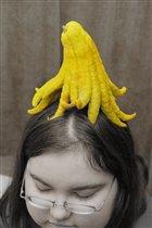 Вегетарианский лимон Ктулху высасывает моск