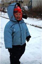 Снегопад-снегопад, как же я ему рад!!!