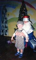 Первая встреча с Дедом Морозом