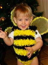 Я маленькая пчёлка!!!!