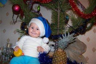 Я маленький Дед Морозик
