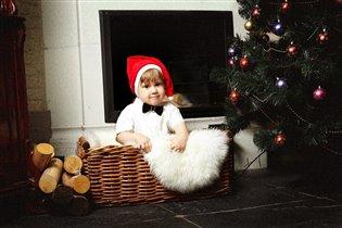 Настоящий Санта!!!