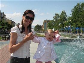 счастливая улыбка))))