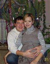 В ожидании Нового Года и нашей малышки ;)))