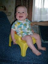 'Весёлый стульчик'