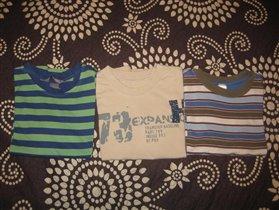 футболки 104-110