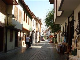 Старые улочки Анталии