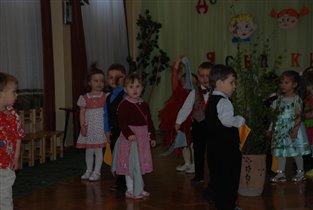 Досвиданье Ясельки и здраствуй Детский Сад