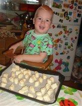 Я бы в пекари пошел...