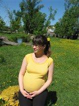 Совсем скоро у меня будет малыш)))