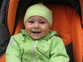 я счастливый малыш!!!!!