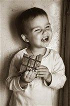 Шоколадное счастье!