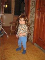 Мой сынулька, маленькая моделька