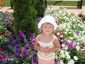 мой цветочек_дочка Ксения
