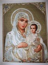 Стоянка Иванова, Иерусалимская икона Божией Матери